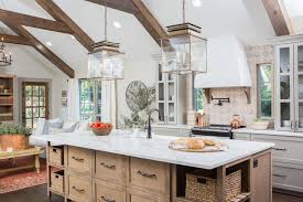 fixer blue kitchen cabinets fixer renovation with european country rustic decor