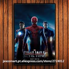 aliexpress com buy home decor painting movie spider man painting