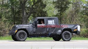 jeep truck jeep wrangler reveal suspension and tire