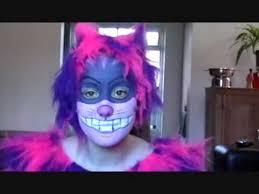 Cheshire Cat Costume Cheshire Cat Costume Youtube