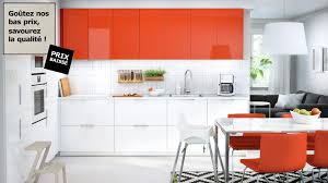 ikea cuisine electromenager une cuisine complète aux portes et tiroirs blanc brillant ringhult