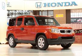 2009 honda element dog friendly concept conceptcarz com