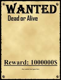 most wanted posters templates job billybullock us