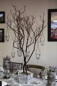 tree centerpieces and simple centerpieces encore events rentals