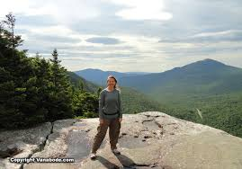 Table Rock Hike Grafton Notch State Park Maine Vacation