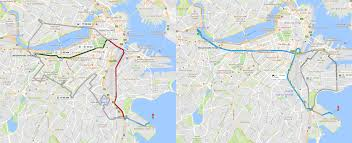 Boston Public Transportation Map by Cities With The Most Effective Public Transportation