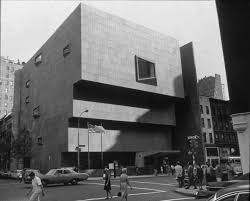 the history of marcel breuer u0027s new york landmark from the whitney