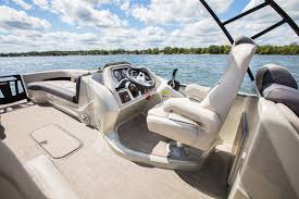 Pontoon Boat Floor Plans by Manitou Pontoons