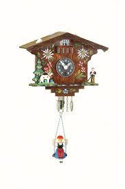 Modern Coo Coo Clock Trenkle Cuckoo Clocks