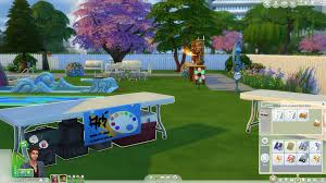 city living lets you run your own yard sale sims community