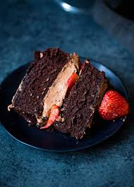 strawberry chocolate cake recipe two peas u0026 their pod