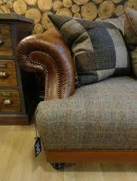 Tetrad Bowmore Chair The Harris Tweed Bowmore Chair British Tetrad Harris Tweed