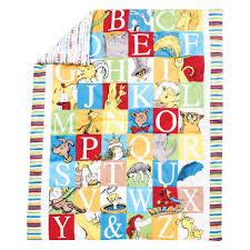 dr seuss assorted gift wrapping paper trend lab dr seuss alphabet seuss 3 crib bedding set