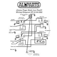 prs se 245 jimmy page wiring kit cts orange drop reverb