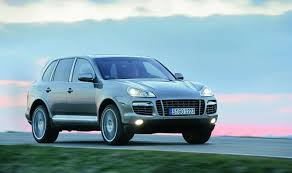 2008 Porsche Cayenne S - 2009 porsche cayenne turbo s review top speed