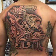 50 symbolic mayan tattoo designs u2013 fusing ancient art with modern
