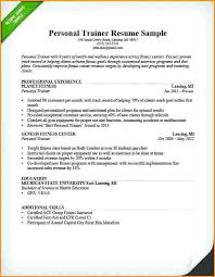 resume html template personal resume templates personal resume trainer resume free