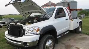 Dodge Ram 5500 - salvage repairable 2009 dodge ram 5500 wrecker youtube
