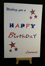 uncle birthday card ebay