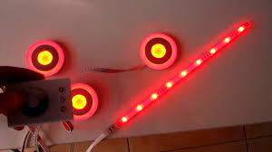 Led Spots Wohnzimmer Ikea Dioder Youtube
