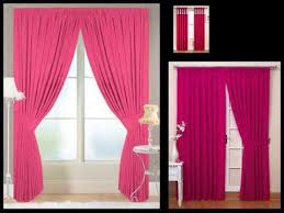 Pink And Purple Curtains Pink Curtains U0026 Drapes Ideas For You Window Youtube