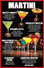 chocolate caramel martini menu bud and stanley u0027s pub and grub