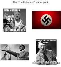 Holocaust Memes - the best of starter pack memes the holocaust