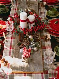 buffalo plaid table runner 19 best christmas table ideas images on pinterest christmas time