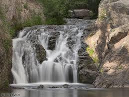New Mexico waterfalls images Photo jemez falls cascade new mexico jpg