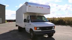 light duty box trucks for sale 2006 ford e350 econoline 16 box truck for sale cab over w lots of