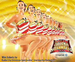 radio city spectacular starring the rockettes contest