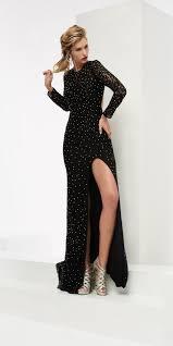 long sleeve prom dresses elegant evening dresses with long sleeves