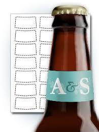 bottle labels water bottle labels beer labels templates