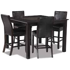 Counter Height Dining Room Mosaic 5 Piece Counter Height Dining Set Z 669cnt 5pc Condor