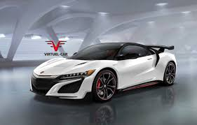 2017 acura nsx type r hd engine fullpower carfoy
