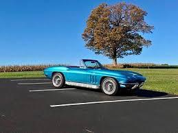 1966 corvette roadster 1966 chevrolet corvette classics for sale classics on autotrader