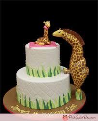 giraffe themed baby shower giraffe themed baby shower cake custom baby shower cakes