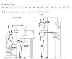 Normal Chair Dimensions How To Survive Sitting In An Office All Day Nerd Fitness