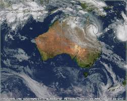 Satellite Weather Map Air Quality Issues In Australia My Storybook