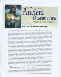 mark finley on cultism in dublin a seventh day adventist church