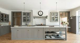 Kitchen Furniture Uk by Shaker Kitchens By Devol Handmade Painted English Kitchens