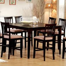 Dining Room Table Counter Height Perfect Decoration Counter Height Dining Room Tables Fancy Design