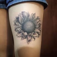 sunflower tattoo tattoos pinterest tattoo piercings and
