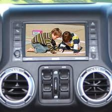 jeep wrangler navigation system amazon com jeep wrangler oem fit backup system for factory