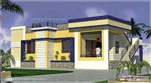 Kerala Home Plan Single Floor by Indian Bungalow Designs Sq Ft Low Budget House Plans In Kerala