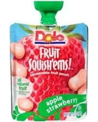 dole fruit snacks amazing winter savings on 36 pack dole fruit squishems apple