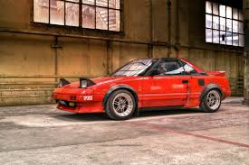 mr2 the ultimate guide to buying a toyota aw11 mr2 icon