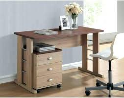 wood computer desk with hutch real wood computer desk harlowproject com