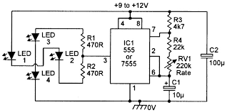 practical led indicator and flasher circuits nuts u0026 volts