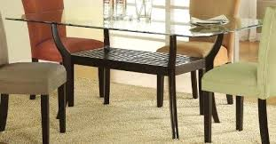 Kitchen Table Small Space by Glass Top Dining Tables Small Spaces Glass Top Dining Table Set Uk